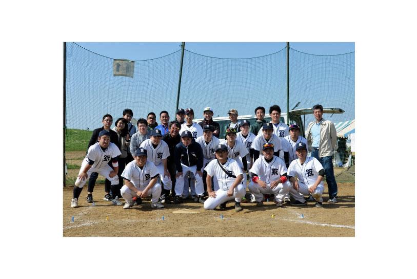 クラブ活動(野球部)