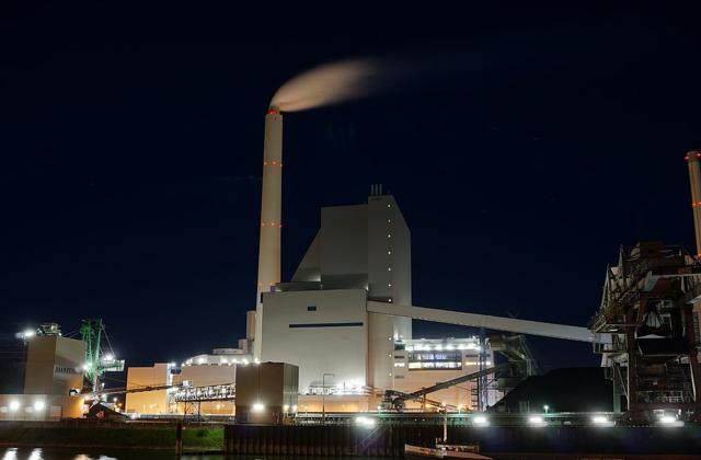 某ごみ焼却工場様:写真はイメージです。